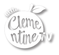 Logo little Clementine TV